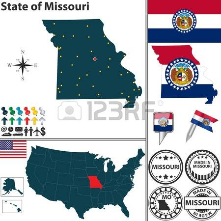 1,973 Missouri Stock Vector Illustration And Royalty Free Missouri.