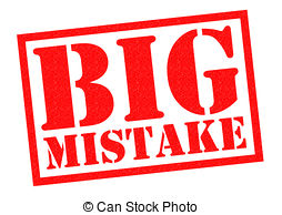 Big mistake Illustrations and Clipart. 119 Big mistake royalty.