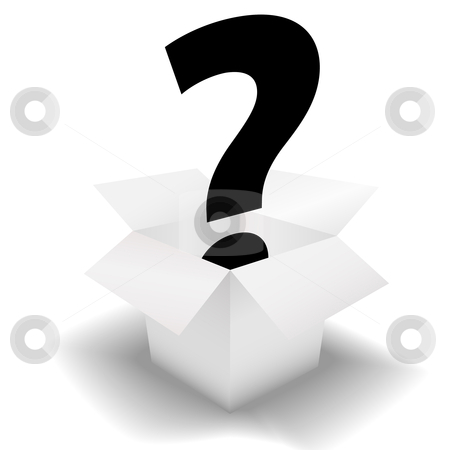 Mystery Clip Art Images.