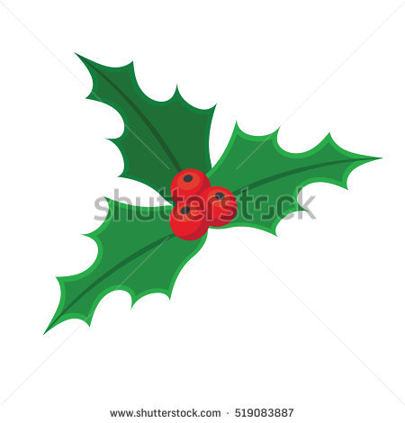 Mistletoe Stock Images, Royalty.