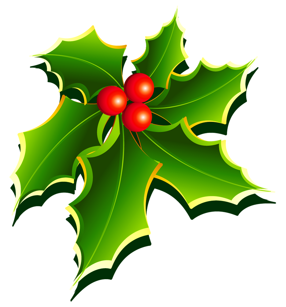 Transparent Mistletoe Clipart.