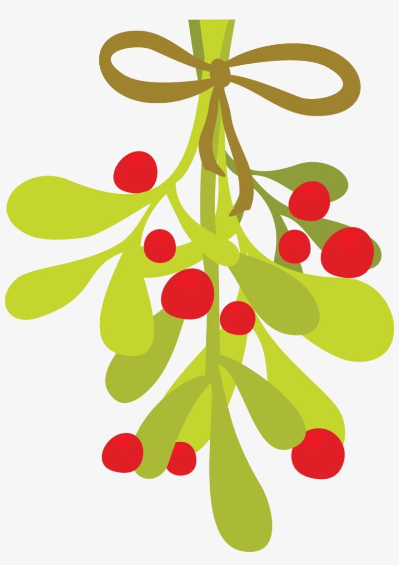 Mistletoe Vector.