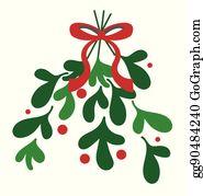 Mistletoe Clip Art.