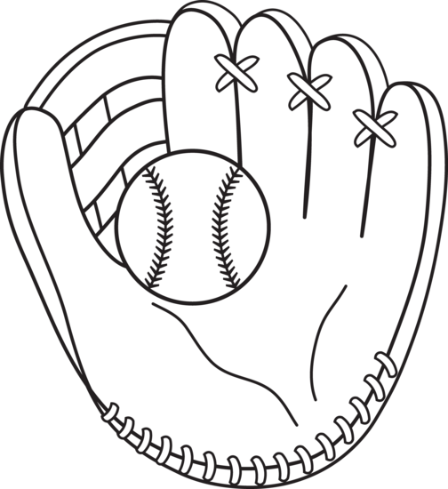 Baseball glove baseball mit free download clip art on clipart.