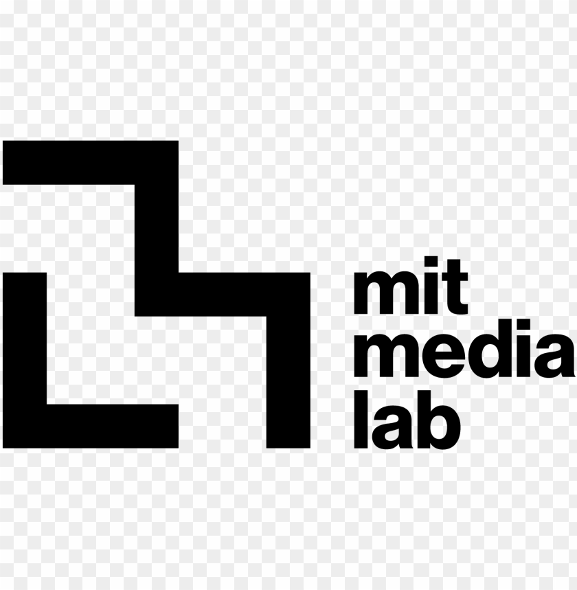 mit media labs logo PNG image with transparent background.