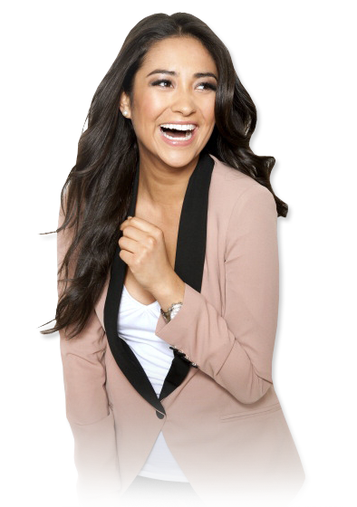 Shay Mitchell PNG Transparent Images.