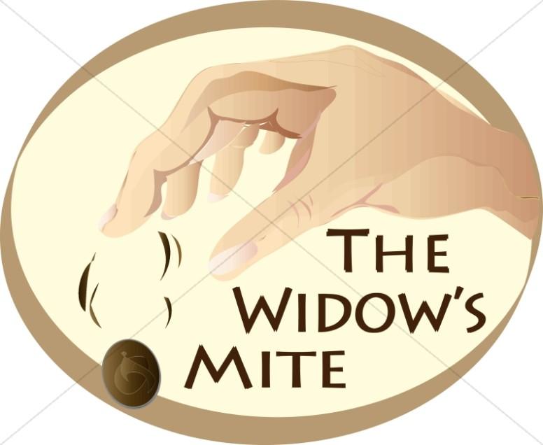 The Widow's Mite.