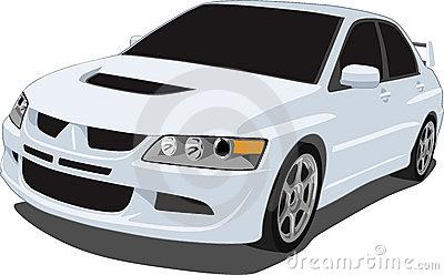 Mitsubishi clipart.