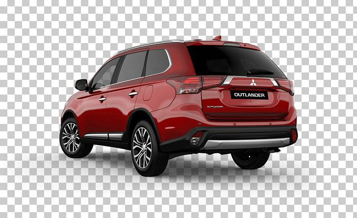 2018 Mitsubishi Outlander Car Mitsubishi Outlander PHEV PNG.