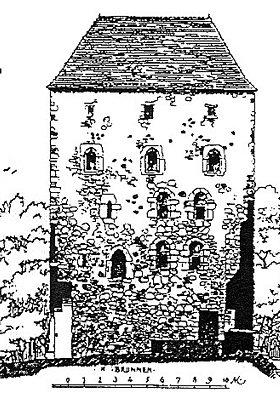 Burgenseite: Burgruine Stockenfels.