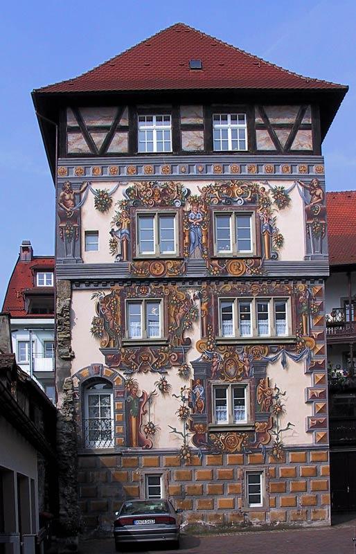 Mittelalterlicher Wohnturm Foto & Bild.