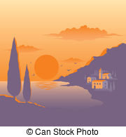 Mittelmeer Vektor Clipart EPS Bilder. 6.550 Mittelmeer Clip Art.