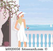 Mediterranean Clip Art Illustrations. 5,900 mediterranean clipart.