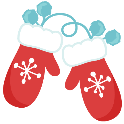 Mittens clipart free.