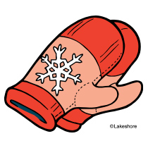 mittens clip art at Lakeshore Learning.