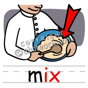 Mix Clip Art.