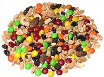 Free Trail Mix Clipart.