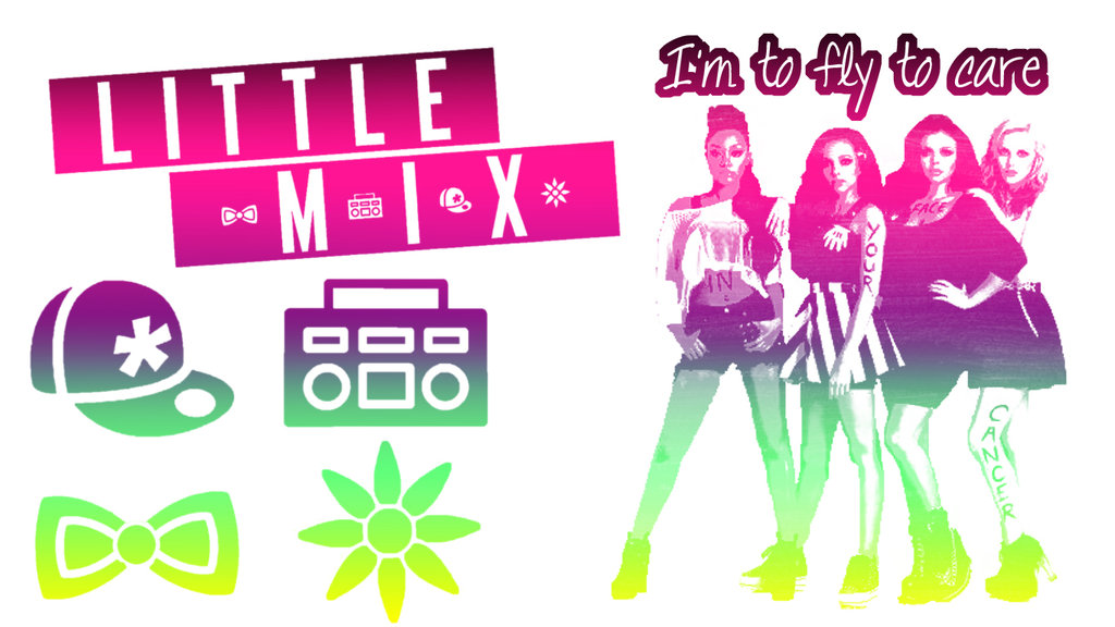 Little Mix Clipart.