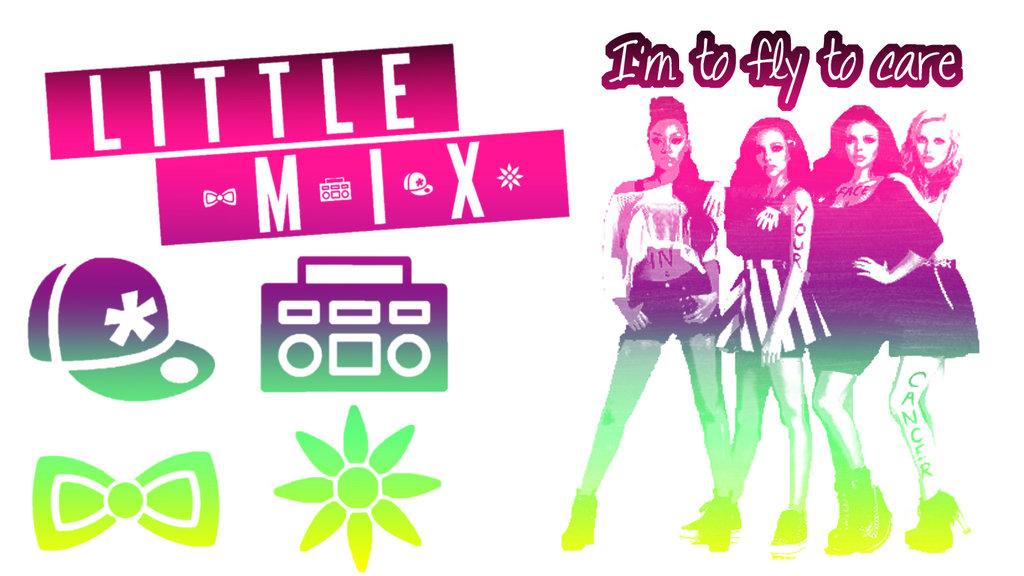 Little Mix Clipart.