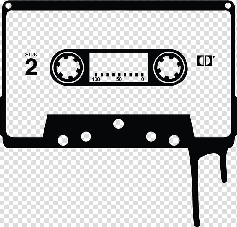 Compact Cassette Cassette deck Mixtape, Turntables.