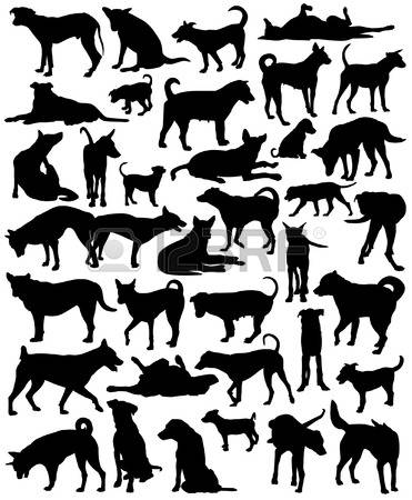 166 Mixed Breed Dog Cliparts, Stock Vector And Royalty Free Mixed.
