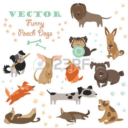 166 Mixed Breed Dog Cliparts, Stock Vector And Royalty Free Mixed.