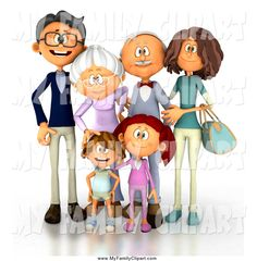 Blended Family Clip Art Pictures to Pin on Pinterest.