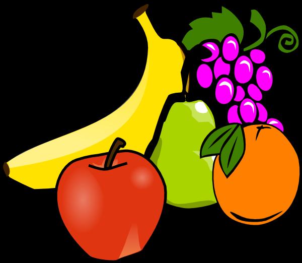 Fruits clipart mixed fruit, Fruits mixed fruit Transparent.
