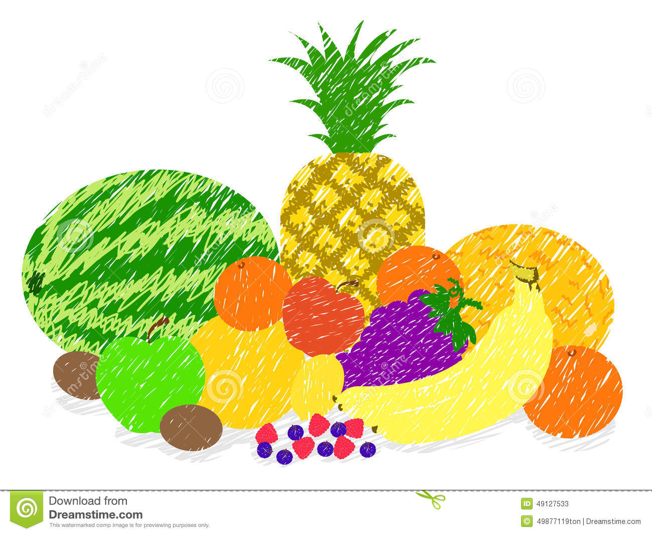 Mixed fruits clipart - Clipground | 1300 x 1067 jpeg 221kB
