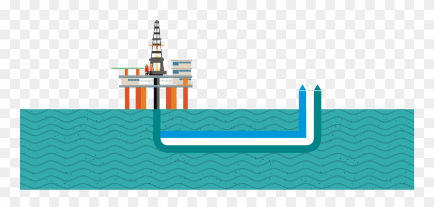 Raw Oil, Gas & Water Comes Up Mixed Up.