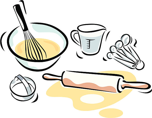 Best Mixing Bowl Illustrations, Royalty.
