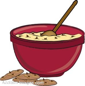Mixing Bowl Clipart.