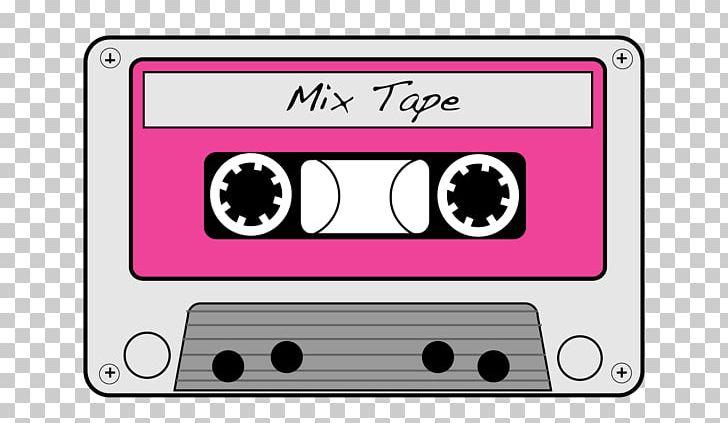1980s Compact Cassette Mixtape PNG, Clipart, 1980s, Area.