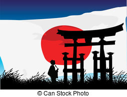 Miyajima Vector Clip Art Illustrations. 80 Miyajima clipart EPS.