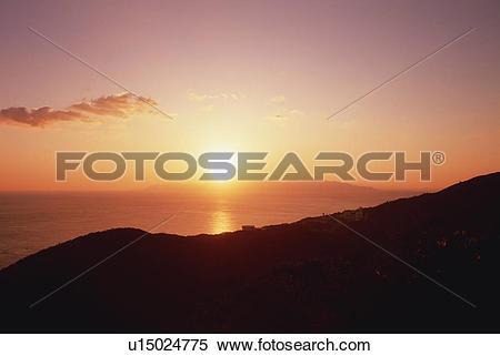 Stock Image of Cape Toi, Miyazaki Prefecture, Japan u15024775.