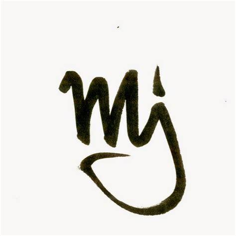 Mj name Logos.