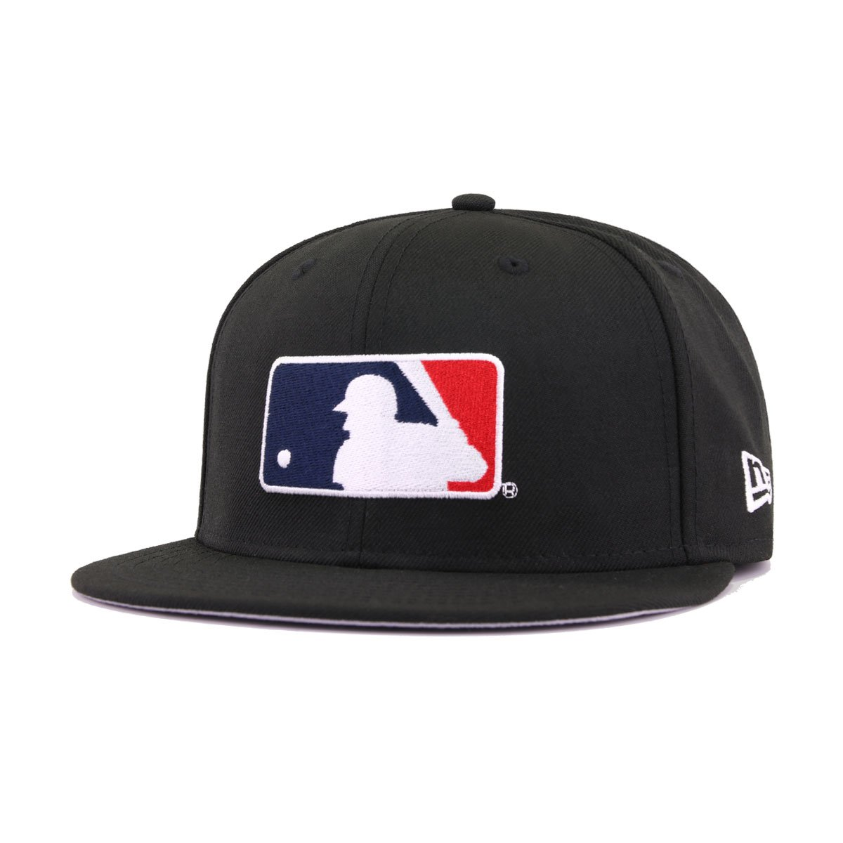 MLB Umpire Black New Era 59Fifty Fitted.