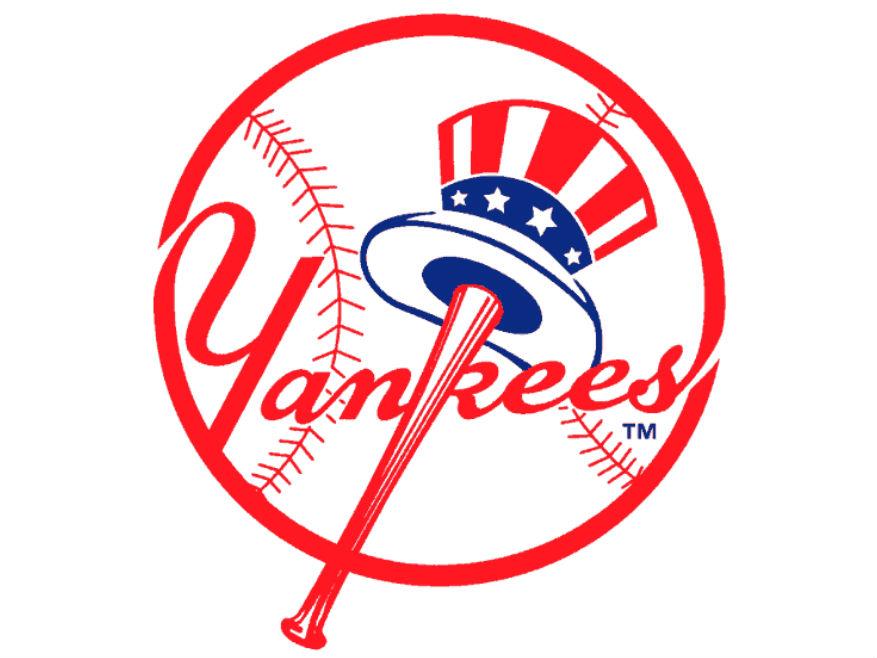 Logos & Logotypes: MLB New York Yankees Logo Vector.