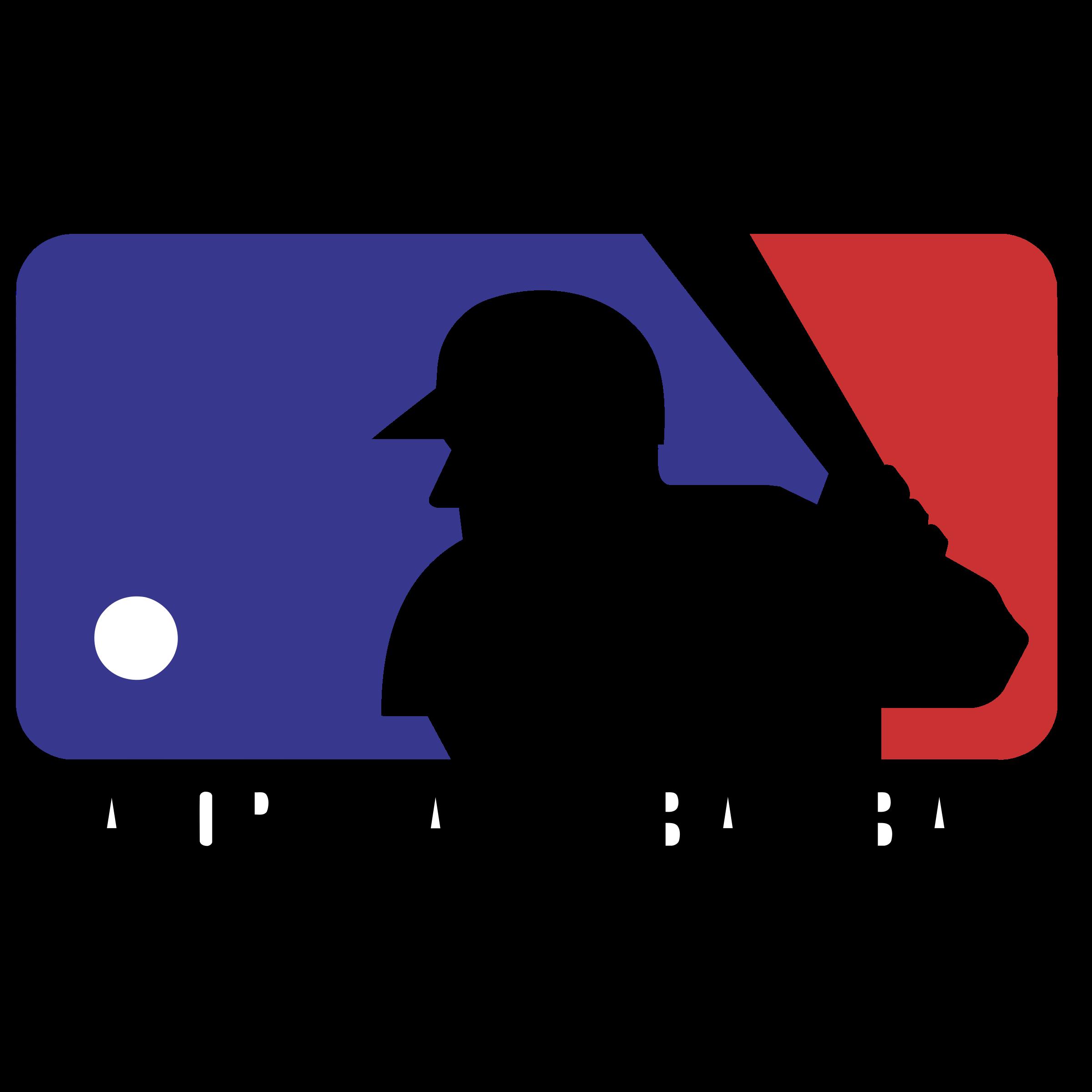 Major League Baseball Logo PNG Transparent & SVG Vector.