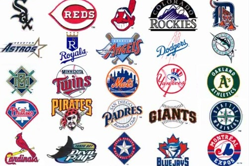 Fascinating GIF Shows Evolution of MLB Team Logos Through.