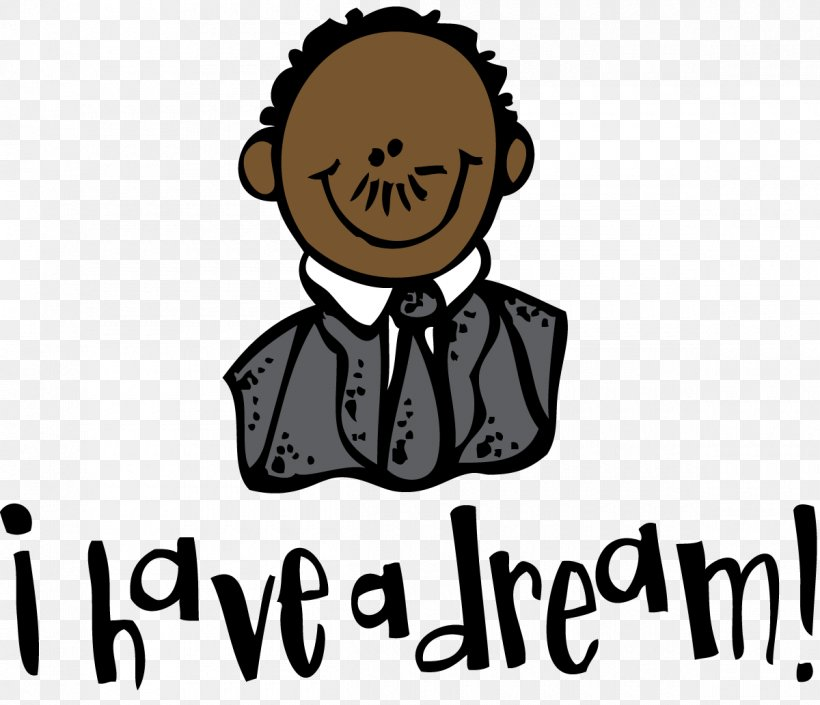 I Have A Dream Martin Luther King Jr. Day Clip Art, PNG.