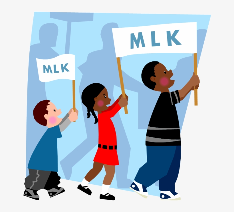 Mlk Holiday Cliparts.