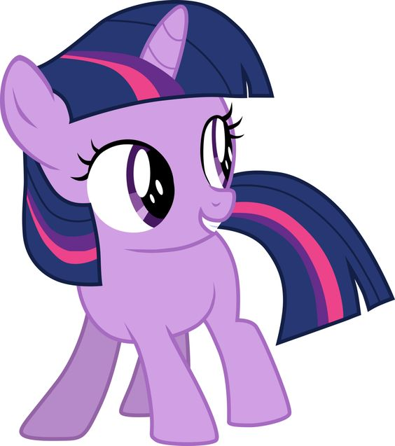 my little pony filly.