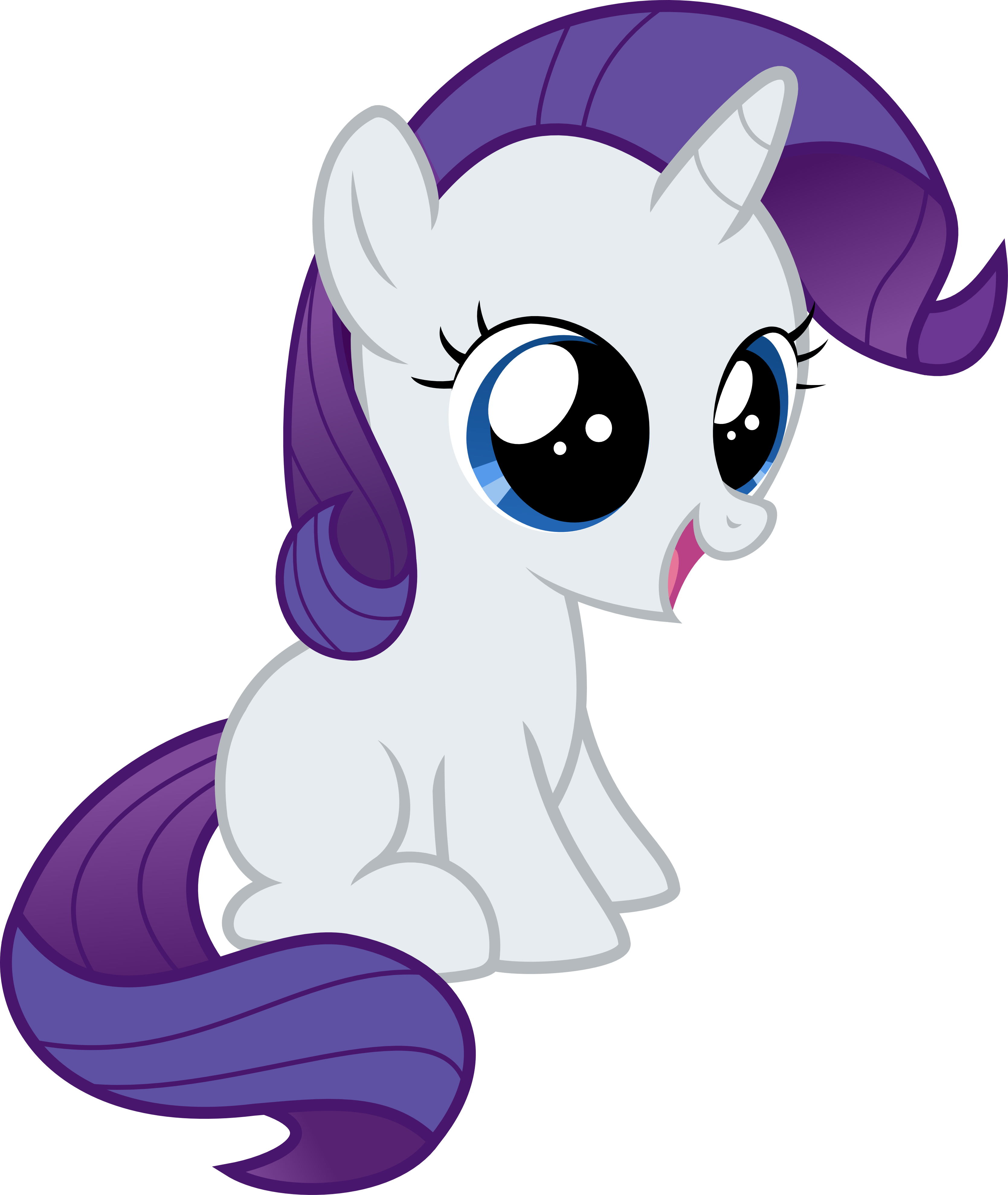 Filly Rarity..