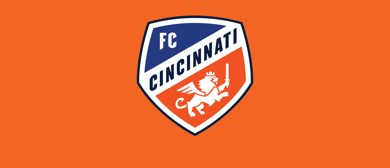 FC Cincinnati reveal new MLS crest and colors for expansion.