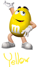 M&m Character Clipart.