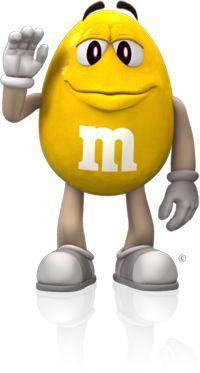 m & m candy clip art.
