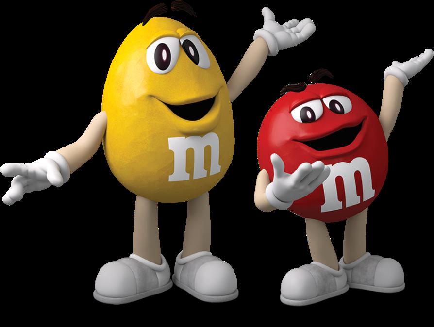 M&M'S History.