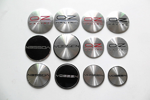 56.5mm 65mm OZ O.Z Logo Car Emblem Wheel Center Hub Cap Badge Decal Sticker  Car Styling For Opel Renault Infiniti SAAB Logos Of Car Logos Of Cars From.