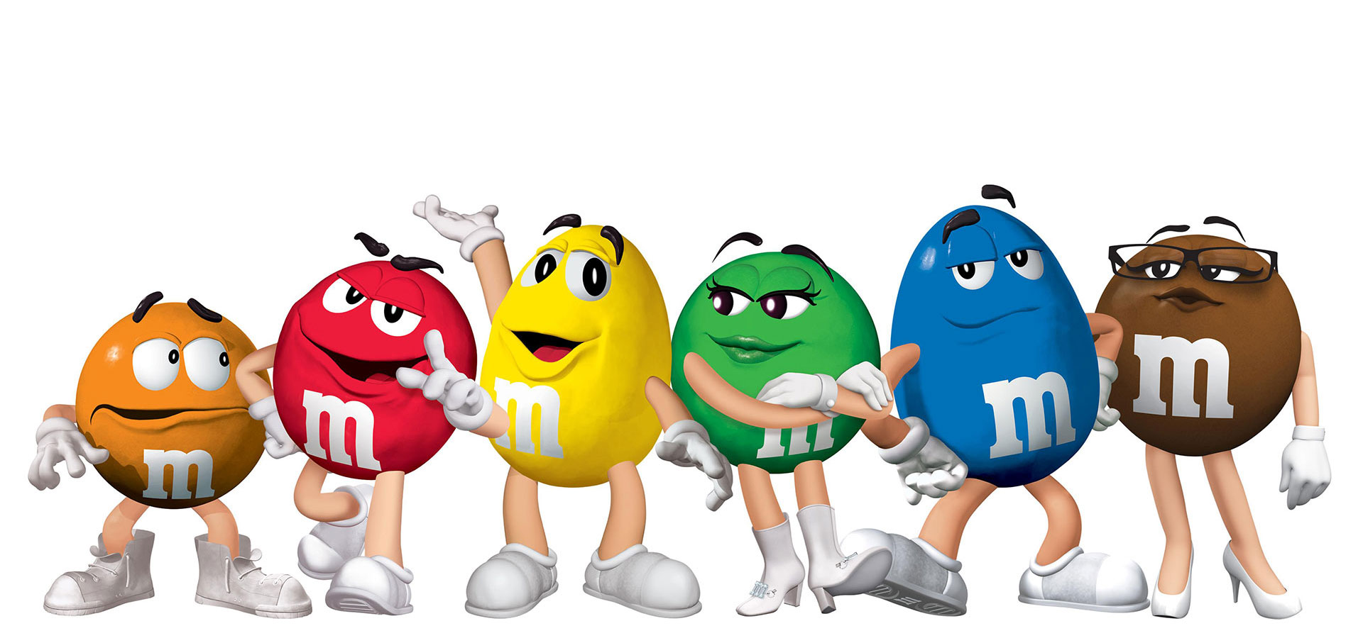 The Making of the M&M\'s Characters, Advertising\'s Classic.